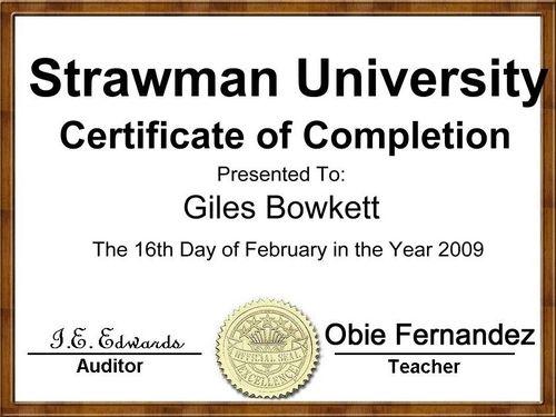 Strawman-giles