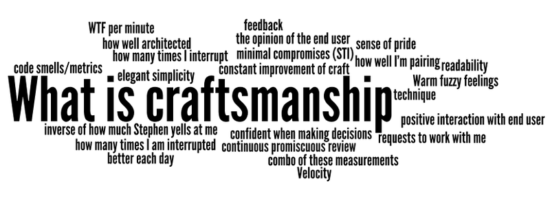 What-is-craftsmanship