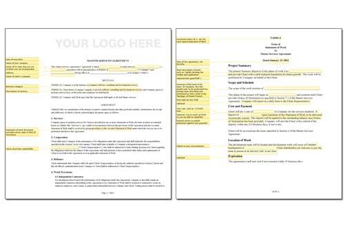 obie fernandez master service agreement msa and statement of work